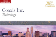 Technology: 6. Coaxis Inc.