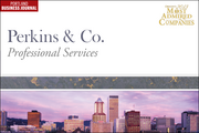 Professional Services: 7. Perkins & Co.