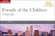Nonprofit: 2 (tied). Friends of the Children