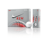 Nike on Thursday unveiled new golf ball technology referred to as Speedlock RZN. The technology is designed to improve distance and accuracy. Four new Nike golf balls will incorporate the technology, including the RZN Platinum for professional-level players, RZN Black for professional-level distance with less spin, RZN Red for increased distance and RZN White for slower swing speeds.