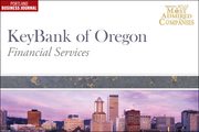 Financial Services: 5. KeyBank of Oregon