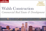 Commercial Real Estate & Development: 6. Walsh Construction
