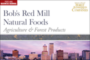 Agriculture & Forest Products: 1. Bob's Red Mill Natural Foods