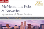 Agriculture & Forest Products: 6. McMenamins Pubs & Breweries