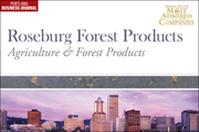 Agriculture & Forest Products: 9. Roseburg Forest Products