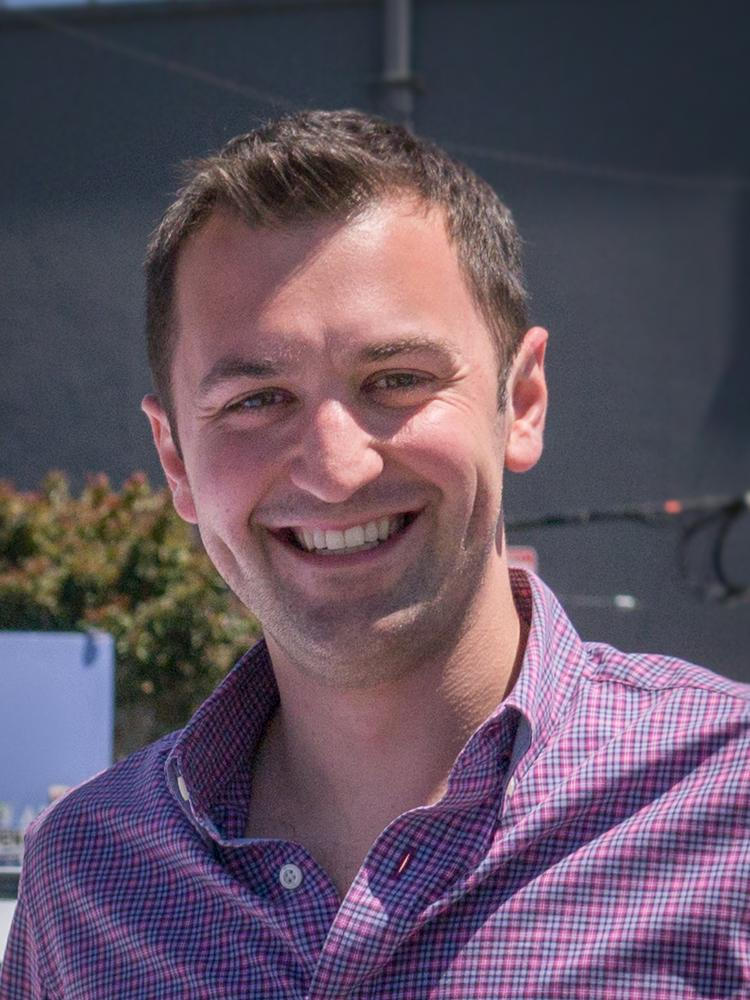 John Zimmer is president of Lyft, a ride-sharing service based in Seattle.