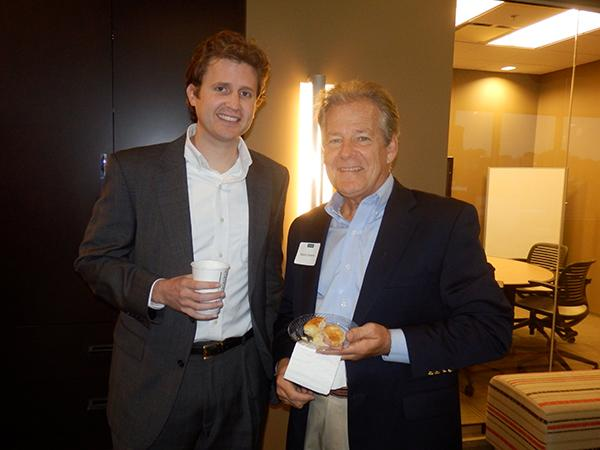 """At a recent CEO Café — an empowerment series hosted by E