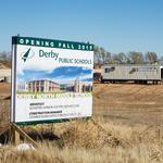 Derby's $66.6M bond plan continues with start of middle school project