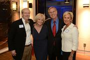 From left: Steve Hays, Sandy & Tom White and Judy Hoover