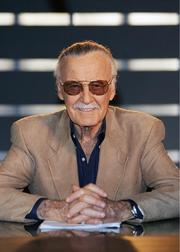 Comic book creator Stan Lee will appear at the Austin Comic Con this weekend.