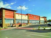 Peterson Properties developed the McMahon Marketplace at the southeast corner of Unser and McMahon Boulevards, one of the only recent examples of speculative retail in town.