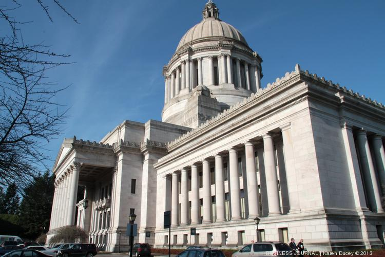 An equity crowdfunding bill easily passed the Washington state Senate Friday and now heads to the House, then to Gov. Jay Inslee for a signature.