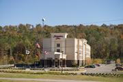 A Hampton Inn was built near the park to capitalize on Barber Motorsports Park and Bass Pro Shops.