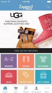 Zappos The app offers free shipping and free returns for a wide selection of products. It's also got a ton of discounts, as well. Price: Free Developer: Zappos IP, Inc. App Availability: iTunes | Google Play Source: Contra Software