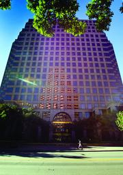 The building at 100 Congress Ave. was valued at $111.8 million. Owner Metropolitan Life Insurance Co. netted a 4 percent increase over the previous year's valuation at $107.7 million. The building went up in 185 and has 441,232 square feet of living space, according to Travis County records.