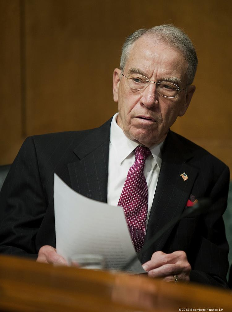 Sen. Chuck Grassley, R-Iowa, says the Obama administration is delaying the start of open enrollment for 2015 Obamacare plans until after the 2014 election in order to hide premium increases from voters.