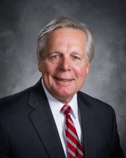 Jon Rosell, executive director of the Medical Society of Sedgwick County, will serve as the chair-elect.