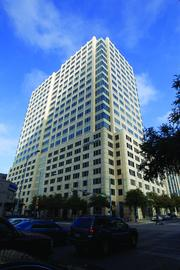 The building at 300 West Sixth St. has been one of Austin's most valuable since it was first built in 2000. The 483,917-square-foot building saw a 12 percent jump to $150.8 million this year from $135.1 million in 2012. The building is owned by Thomas Properties Group.