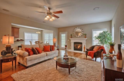 9102 Madge Ave.: The home features hardwood floors and nine-foot ceilings.