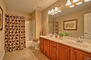 9102 Madge Ave.: One of four bathrooms.