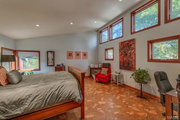 2311 Saint Clair Ave.: One of four bedrooms.