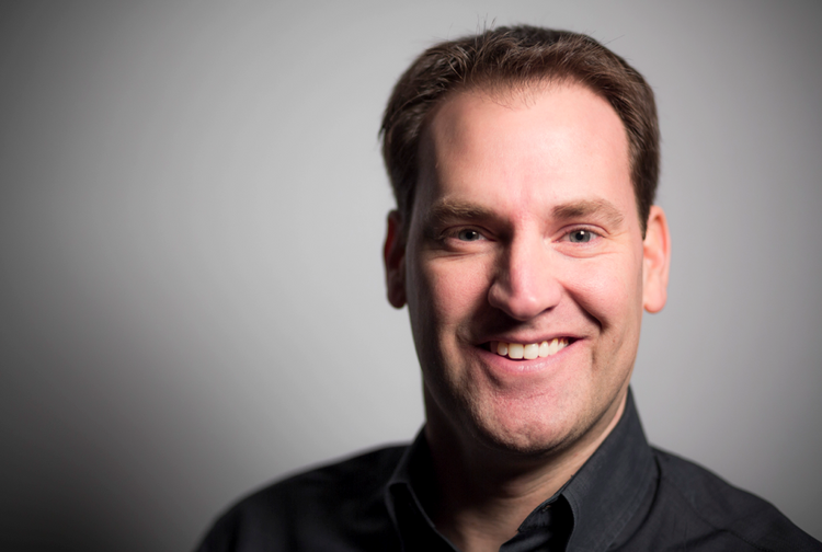 Jon Cook is the CEO and President of VML digital marketing agency.
