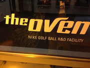 The facility, which develops golf ball technology, is nicknamed Oven West. Nike Golf's companion research facility in Texas — known as the Oven — tests club technology.