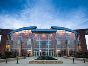 The Cedar Park Center opened in 2009 and hosts professional hockey, basketball and entertainment events.