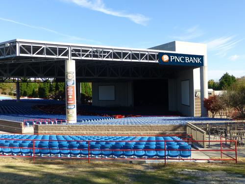 Pnc Snags Naming Rights For Charlotte Ampitheater