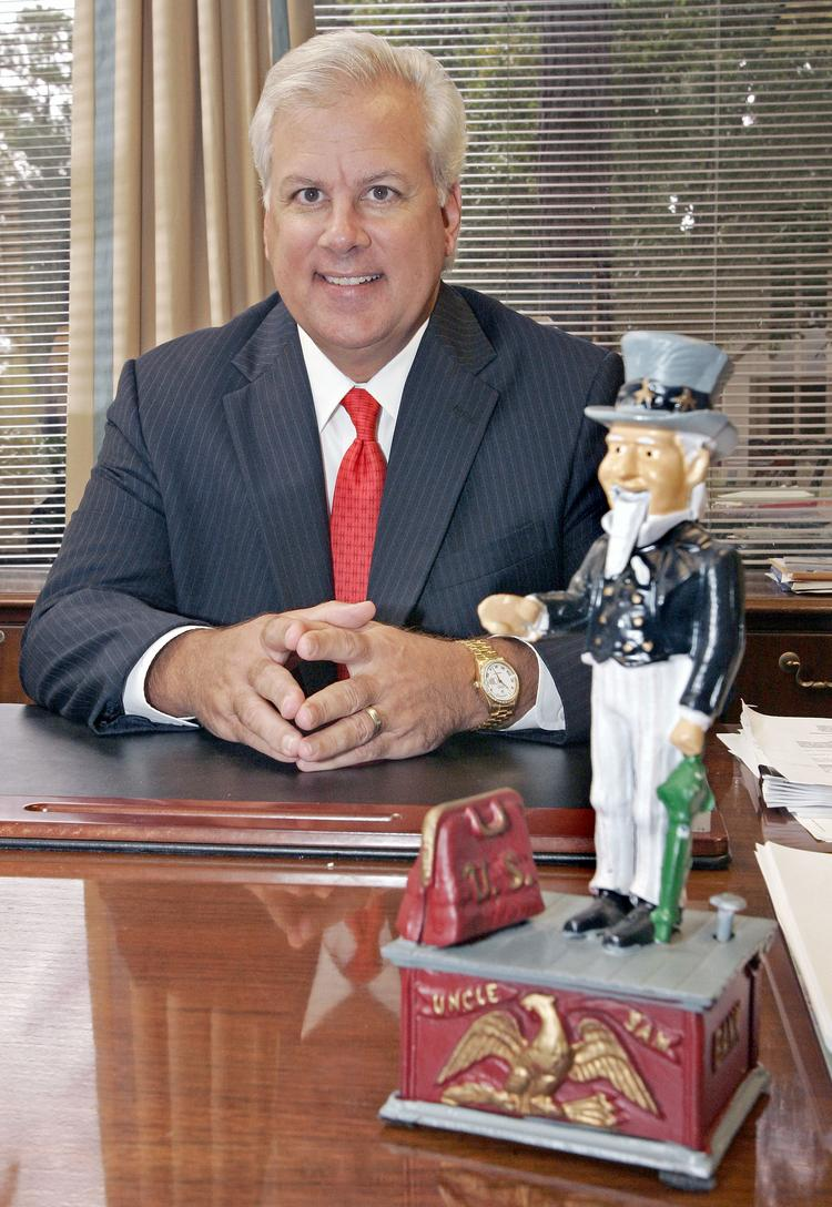 Jim Stein, CEO, president and founder of Bank of Houston