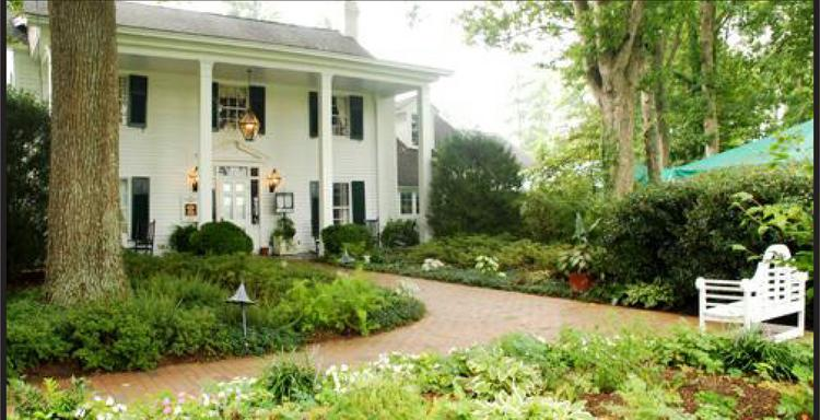 Pittsboro's Fearrington House once again made the Forbes Travel Guide list.