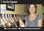 No. 7 Best Restaurant: On the Square