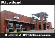 No. 10 Most-Booked Restaurant: 18 Seaboard