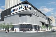 A planned redevelopment of Block E, possibly starring the Timberwolves