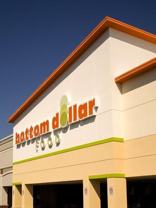 Bottom Dollar Food may be up for sale.