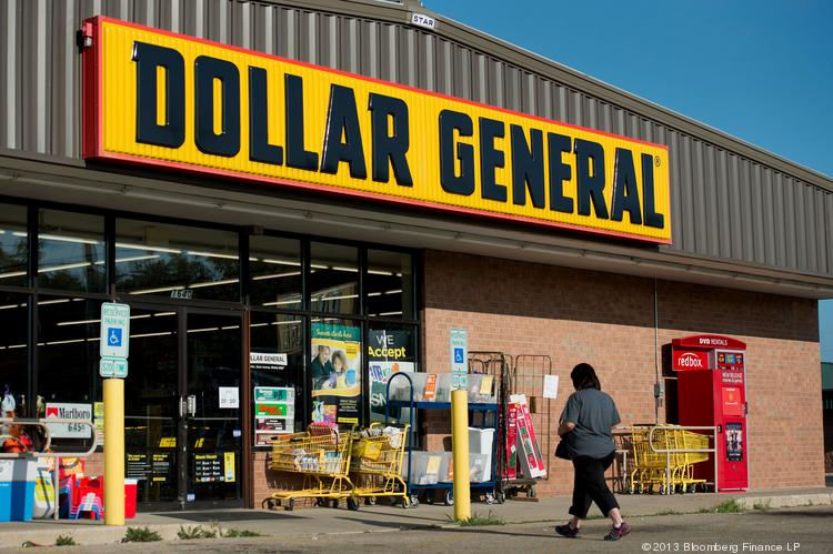 Dollar General has more than 10,000 stores in 40 states.