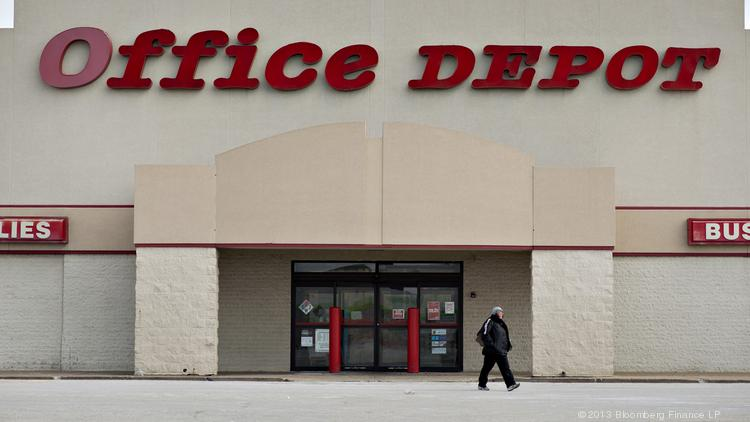 Office Depot will close 400 stores by 2016.