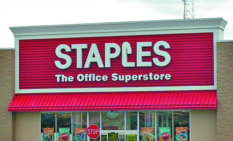 There are going to be a lot less Staples stores in North America soon.