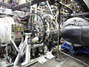 GE Aviation tested the engine's core components back in February. It found that the core met and exceeded the Air Force's target temperature requirements by 150 degrees Fahrenheit.
