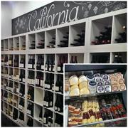 Wine retailer Swirl & Sip in Merrifield has a focus on New World wines, especially those in California.