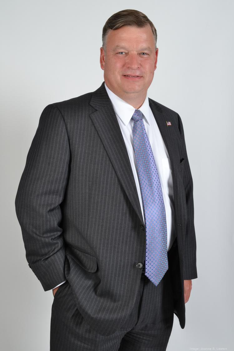 Dennis Kelly, CEO of A-T Solutions.