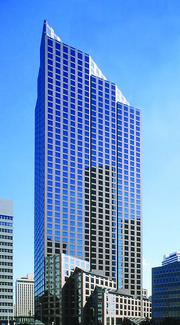 1700 Pacific: 1.3 million SF, 1,693 parking spaces, more than 1 parking space per 1,000 square feet of office space