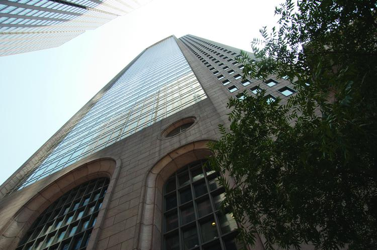 Comerica Bank Tower is one of the tallest skyscrapers in downtown Dallas. Grant Thornton has decided to keep its office in the 1.5 million-square-foot property.
