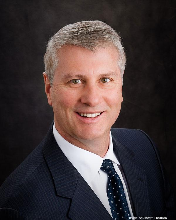 Tom Jenkins of REA - Real Estate Advisors said at a NAIOP event Nov. 25 that older office buildings and a lack of modern facilities are major issues for Albuquerque's commercial real estate market.