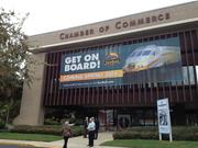 Orlando Inc. on Nov. 21 held the first of a series of planned monthly events preparing businesses for SunRail.