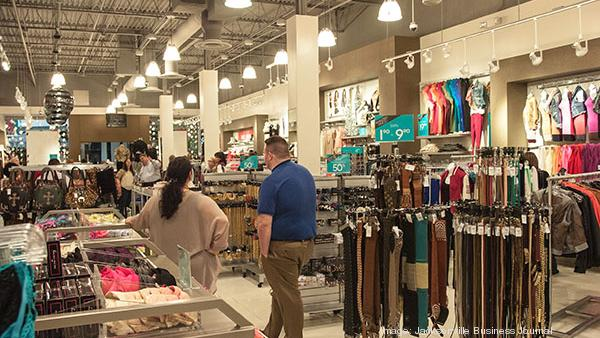 The Body Central at Orange Park is a new concept store for the retail chain.
