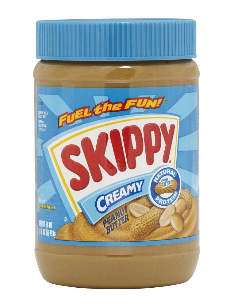 Hormel Foods bought Skippy, the second-biggest peanut butter brand, in January 2013.