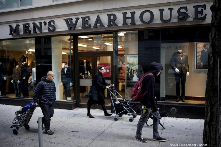 Following Jos. A. Bank Clothier Inc.'s rejection of Men's Wearhouse Inc.'s $1.5 billion acquisition offer, the Houston-based men's retailer said it was surprised.