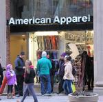 American Apparel names former Fisher CEO <strong>Colleen</strong> <strong>Brown</strong> to board