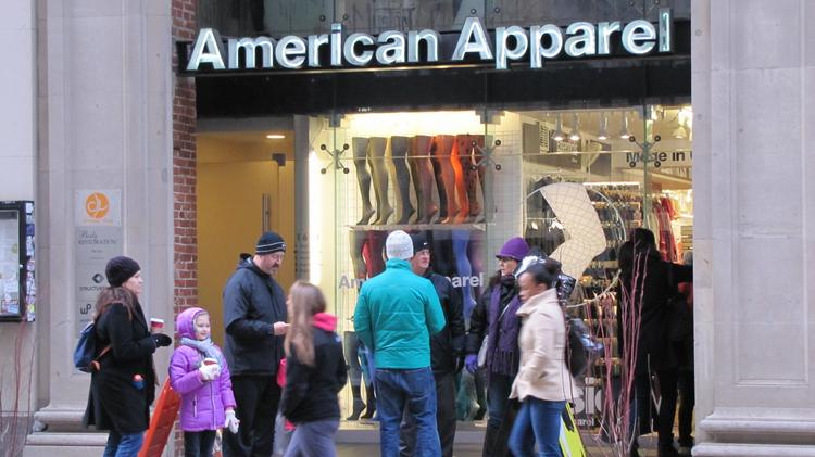 Lion Capital's lending agreement with American Apparel stipulates that its $10 million loan defaults if founder Dov Charney, who was ousted last month, is no longer CEO.